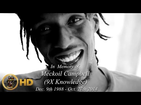 TeeJay - R.I.P (9x Knowledge Tribute) [9x Riddim] December 2015