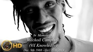 TeeJay - R.I.P (9x Knowledge Tribute) [9x Riddim] December 2015