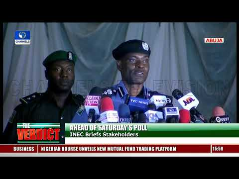 You Are Protected, Acting IGP Adamu Assures Voters, INEC Officials