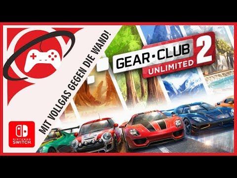 Mit VOLLGAS gegen die WAND - Meine Meinung zu Gear.Club Unlimited 2 für Switch