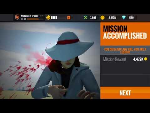 Sniper 3D Assassin:shoot to kill Region 15 Schalltein Spec OPS Completed