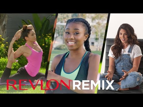 Makeup for the Longest Day of the Year | ColorStay Remix | Revlon