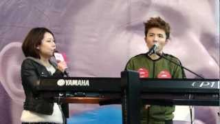 小宇- 自彈自唱 (終於說出口+ 這幾天+ 海) [再一次]台北簽唱會) 2012.12.30