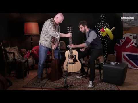 Taylor Gitarren Im Vergleich: 314ce V-Class & Grand Pacific 317