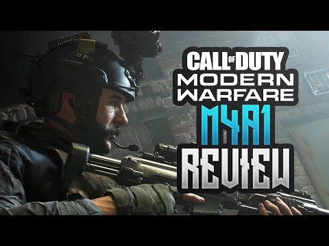 M4A1 REVIEW! | Call of Duty Modern Warfare | Deutsch | Verizon CoD