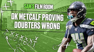 How D.K. Metcalf is already proving doubters WRONG | Film Room