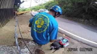 Sector 9 Downhill Division: Jomar Guzman (PR Raw Run)