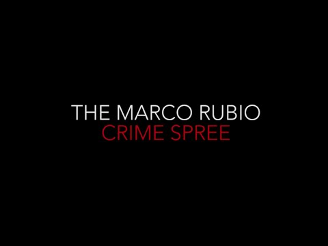 Crime Spree | Marco Rubio for President
