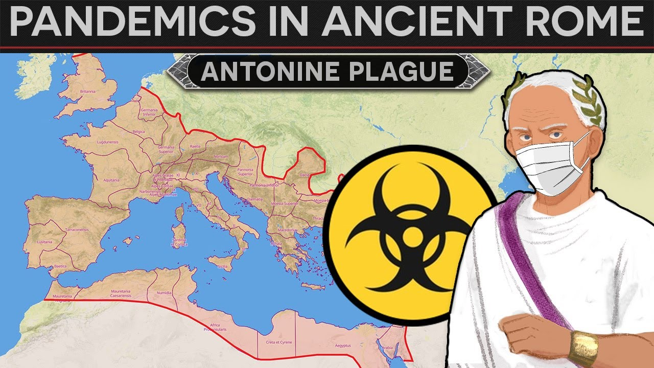 Surviving a Pandemic in Ancient Rome - The Antonine Plague DOCUMENTARY
