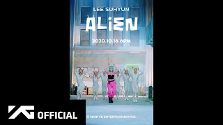 Download lagu LEE SUHYUN - 'ALIEN' CHOREOGRAPHY SPOILER