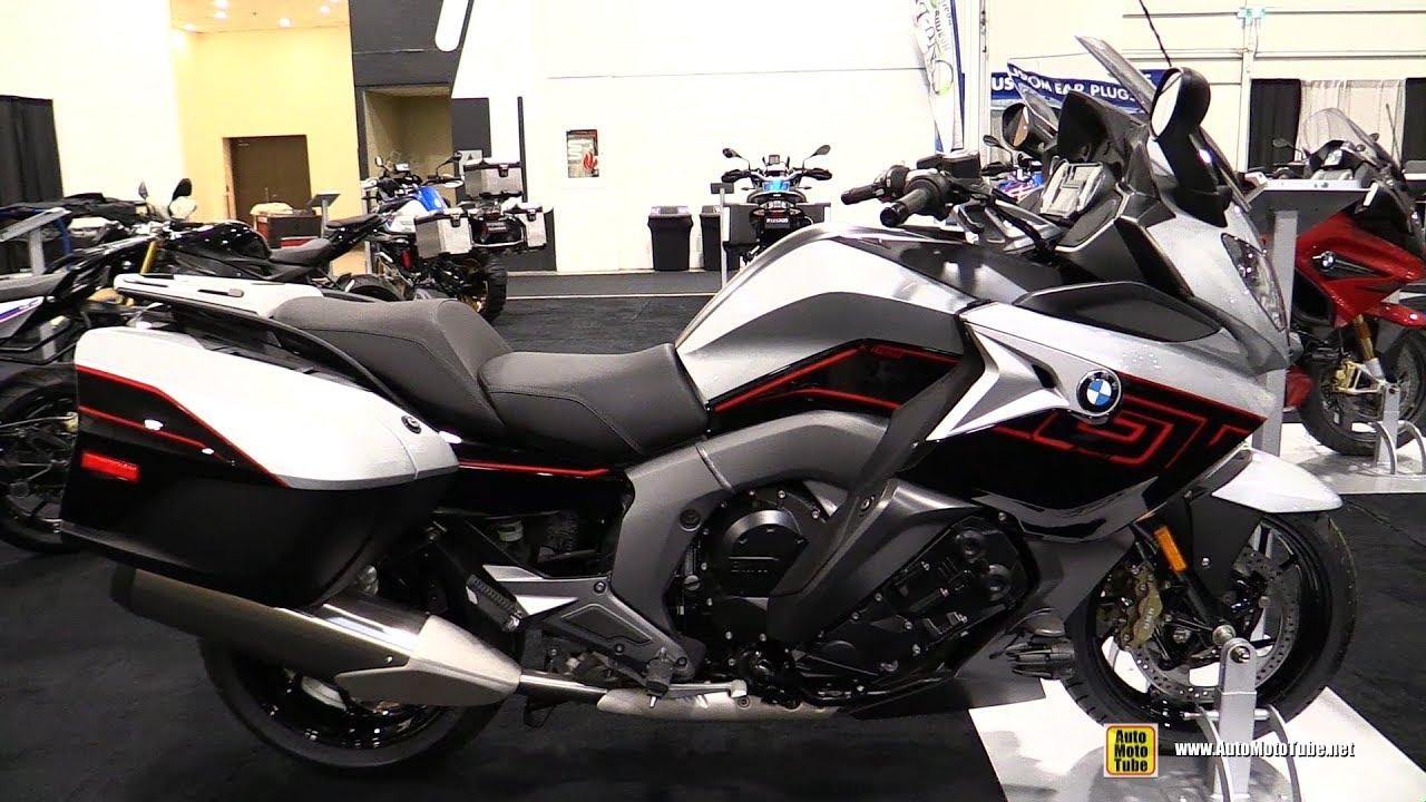 2020 Bmw K1600 Gt Walkaround 2020 Toronto Motorcycle Supershow Youtube
