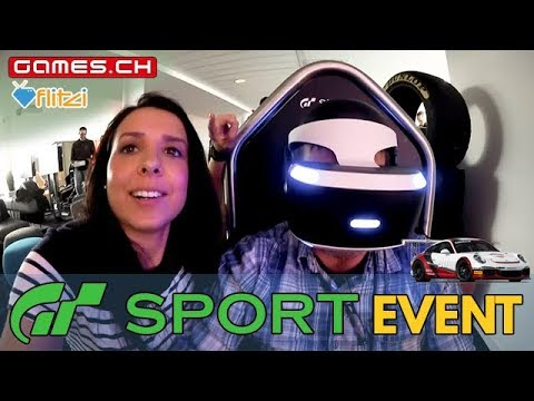 Gran Turismo Sport Event Frankfurt - Games.ch - Flitzi