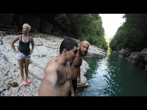 Summer in Georgia ( 4k video)