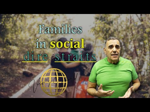 Vic's World - Families in social dire straits