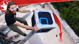 Building an UNBREAKABLE TESSERACT CUBE!
