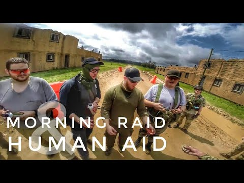 Morning Raid & Human Aid - MSW Grozny Insurgency - AIRSOFT