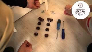 Instruction video New Hallingford Sliding Wardrobe