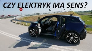 Czy Auto Elektryczne ma sens? BMW i3S - TEST PL