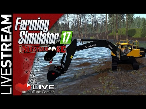 LiveStream: 5/2 Farming Simulator 17 | Pleasant Valley 17 V2 | Tour and Start Up in Multiplayer