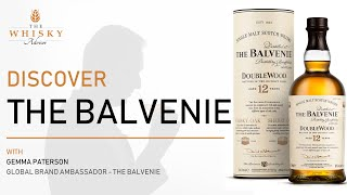 Discover The Balvenie with Global Brand Ambassador, Gemma Paterson