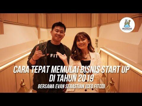 Cara Memulai dan Membuat Startup di Indonesia Bersama Boss FITCO