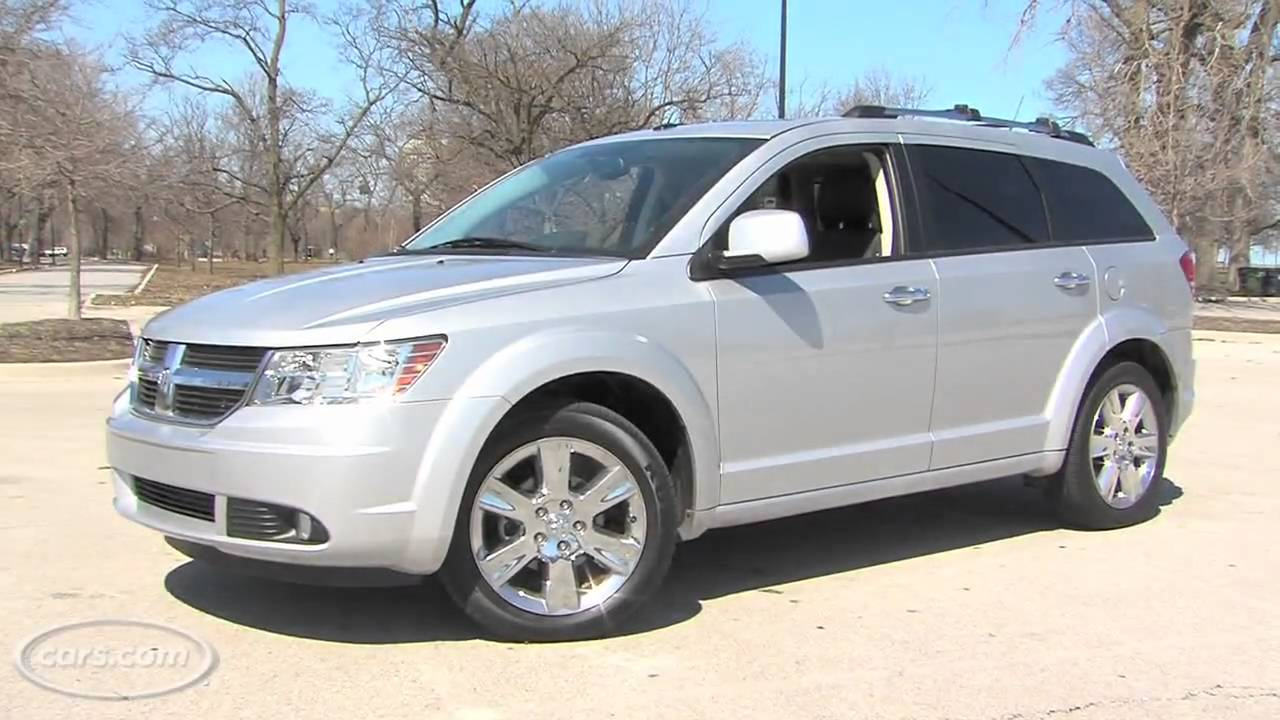 2016 Dodge Journey >> 2010 Dodge Journey - YouTube