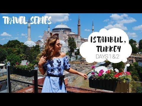 TRAVEL VLOG!!   SUMMER IN TURKEY 2018   PART 1