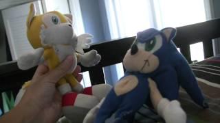 Sonic Plush Adventures-Go Away!