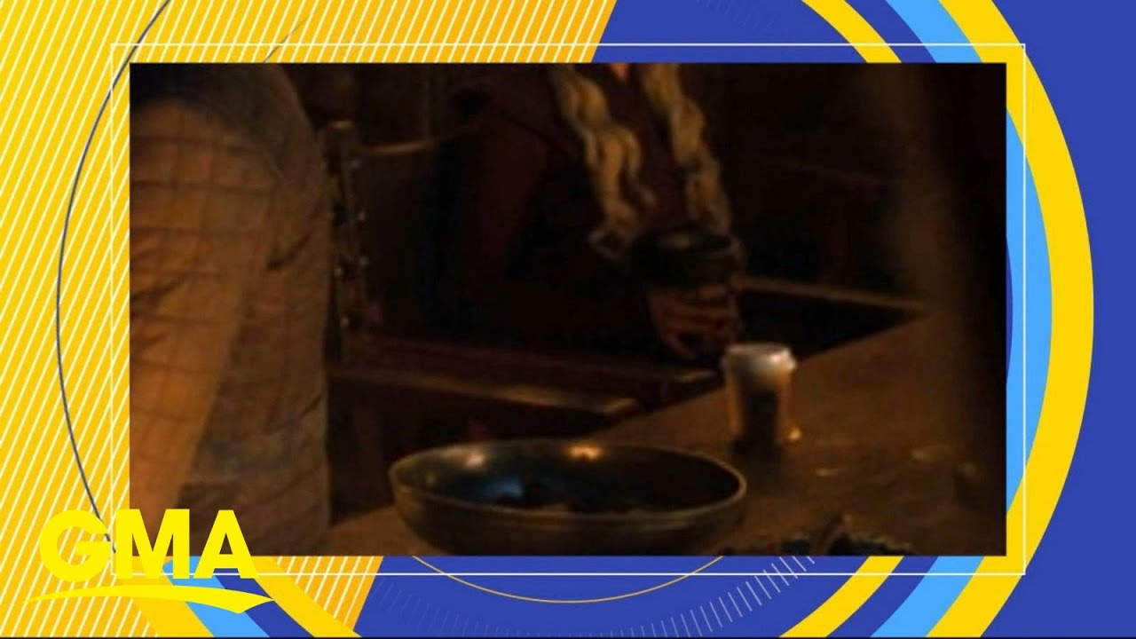 Starbucks cup spotted in latest 'Game of Thrones' episode l GMA