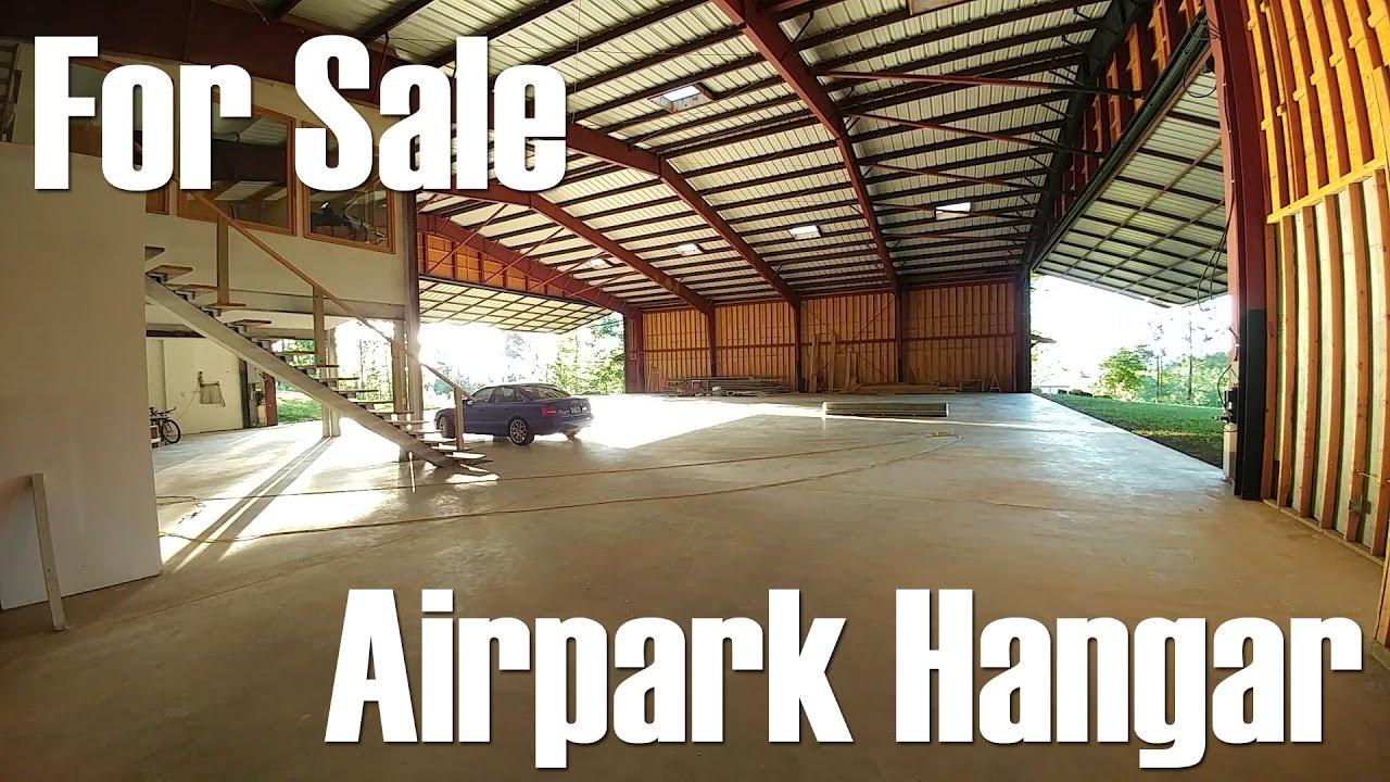 Airpark Hangar Apartment For