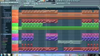 Martin Solveig (The Night Out Madeon Remix) (MisFyt FL Studio Remake)