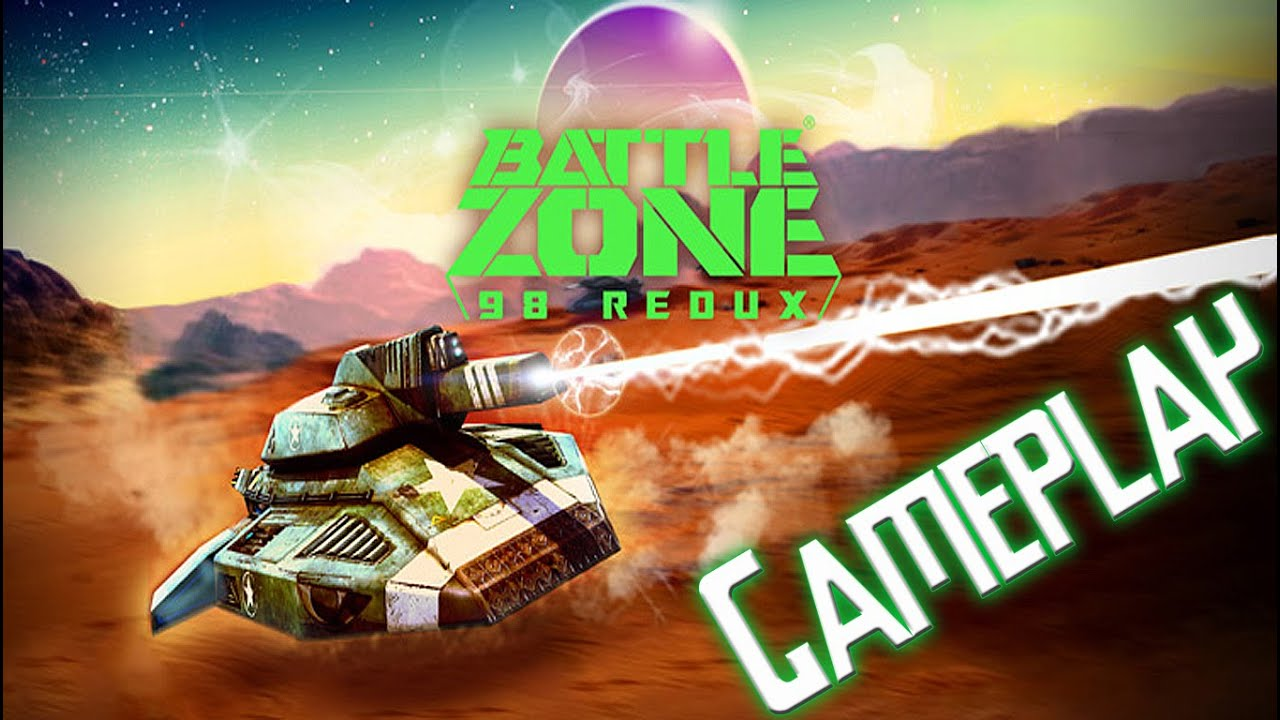 Battlezone 98 redux hd pc gameplay youtube for Battlezone 2