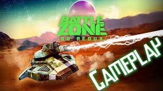 Battlezone 98 Redux (HD) PC Gameplay