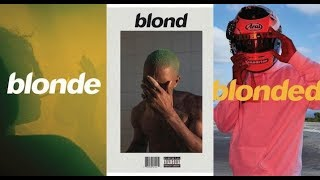 Frank Ocean - Blond (2016) Full Album