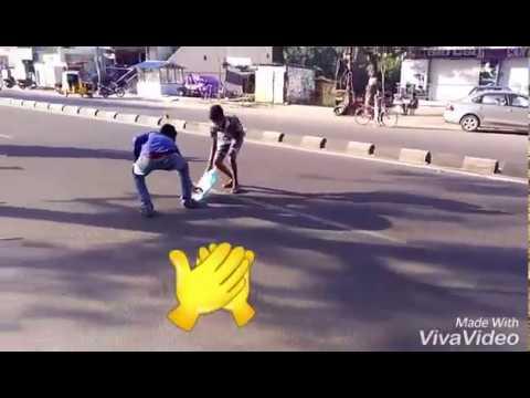 That Poor Indian Guy while chasing Kites-True fact