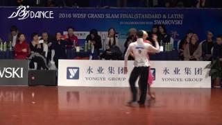 Gabrie & Anna PasoDoble-2016 WDSF Shanghai