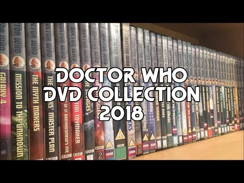Doctor Who DVD Collection 2018