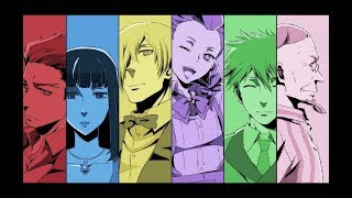 Death Parade OP - FLYERS - English cover