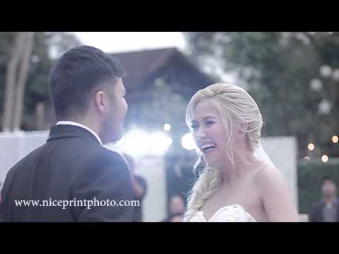Yeng Constantino & Yan Asuncion On Site Wedding Film by Nice Print Photography