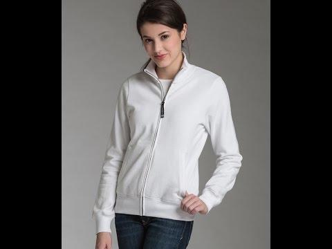Charles River Apparel 5468 Women's Onyx Sweatshirt Jacket