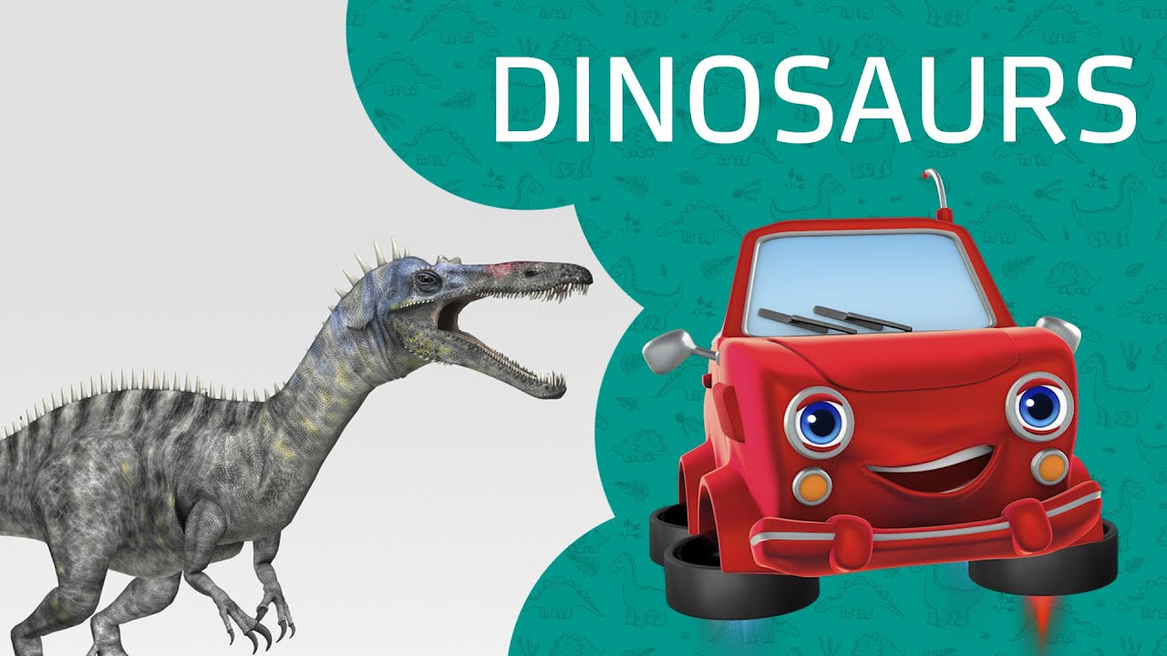 Review of the Most Unusual Dinosaurs   Part 5   Dinosaurs