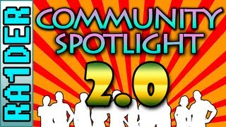 ☼ Community Spotlight 2.0 (Lets do it again) Mp3