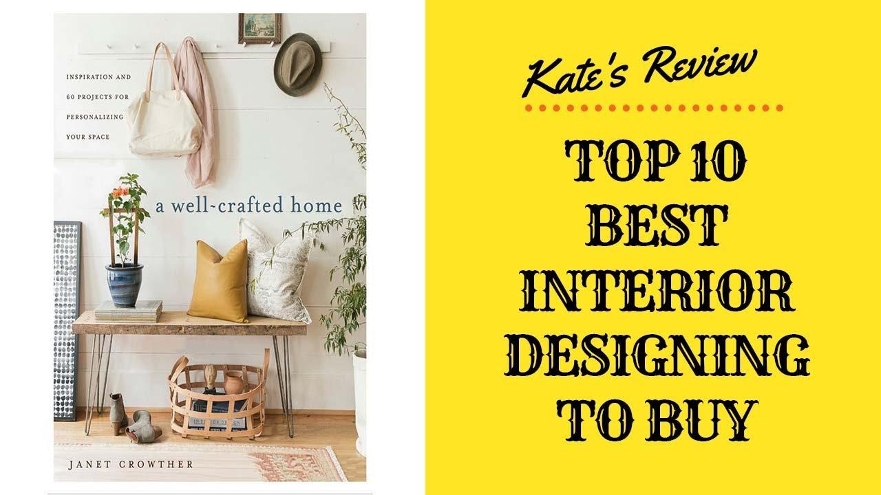 Best Interior Designing Books To Buy In 2019