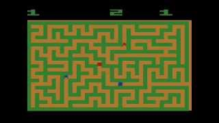 Maze Craze Atari 2600 Review