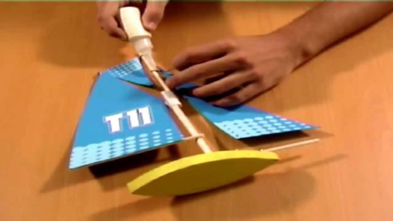 Como hacer un velero espectacular youtube - Como fabricar velas ...