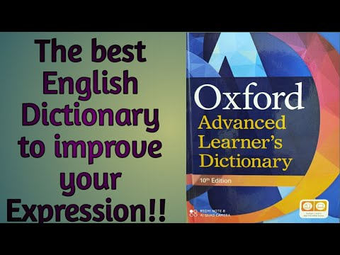 The Best English Dictionary