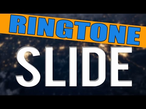 iPhone 7 Slide Ringtone - Calvin Harris