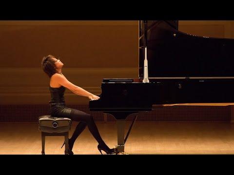 Yuja Wang on Performing Mozart's Piano Concerto No  9 - YouTube