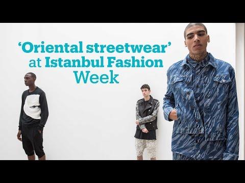 Istanbul designer Les Benjamins chats 'Oriental streetwear'