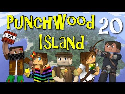"Punchwood Island E20 ""Christmas Planning"" (Minecraft Family Survival)"